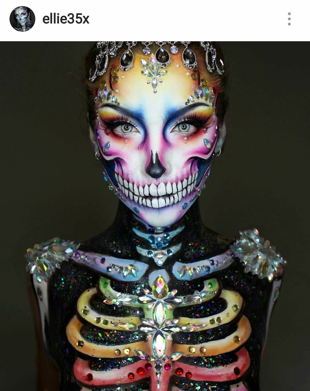 Pin by Emily Dillinger on Special Effects Makeup