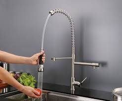 Best Stainless Steel Kitchen Faucets Updated Reviews 2020 With