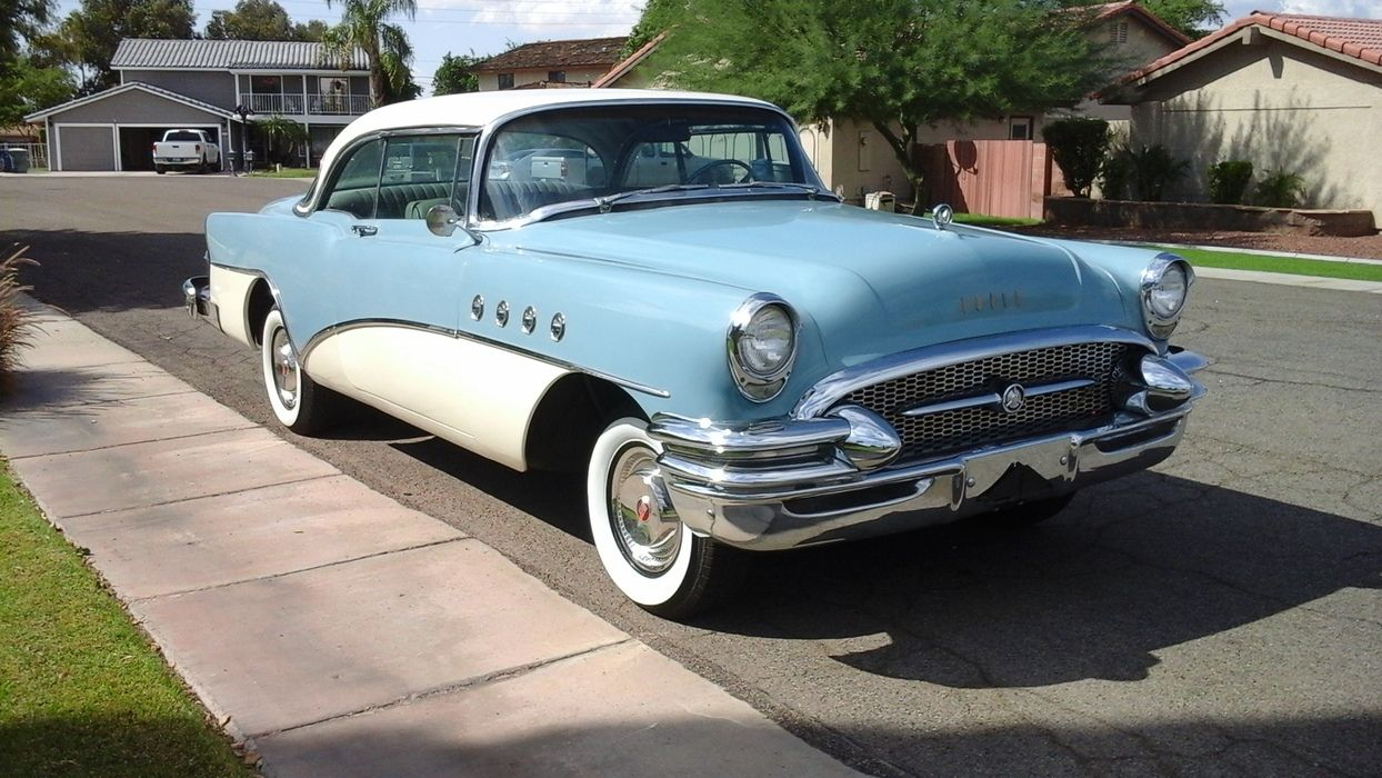 1955 Buick Roadmaster Coupe