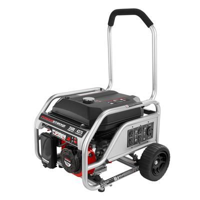 Powerstroke - 3500 Watt Portable Generator - PS9C3501 - Home