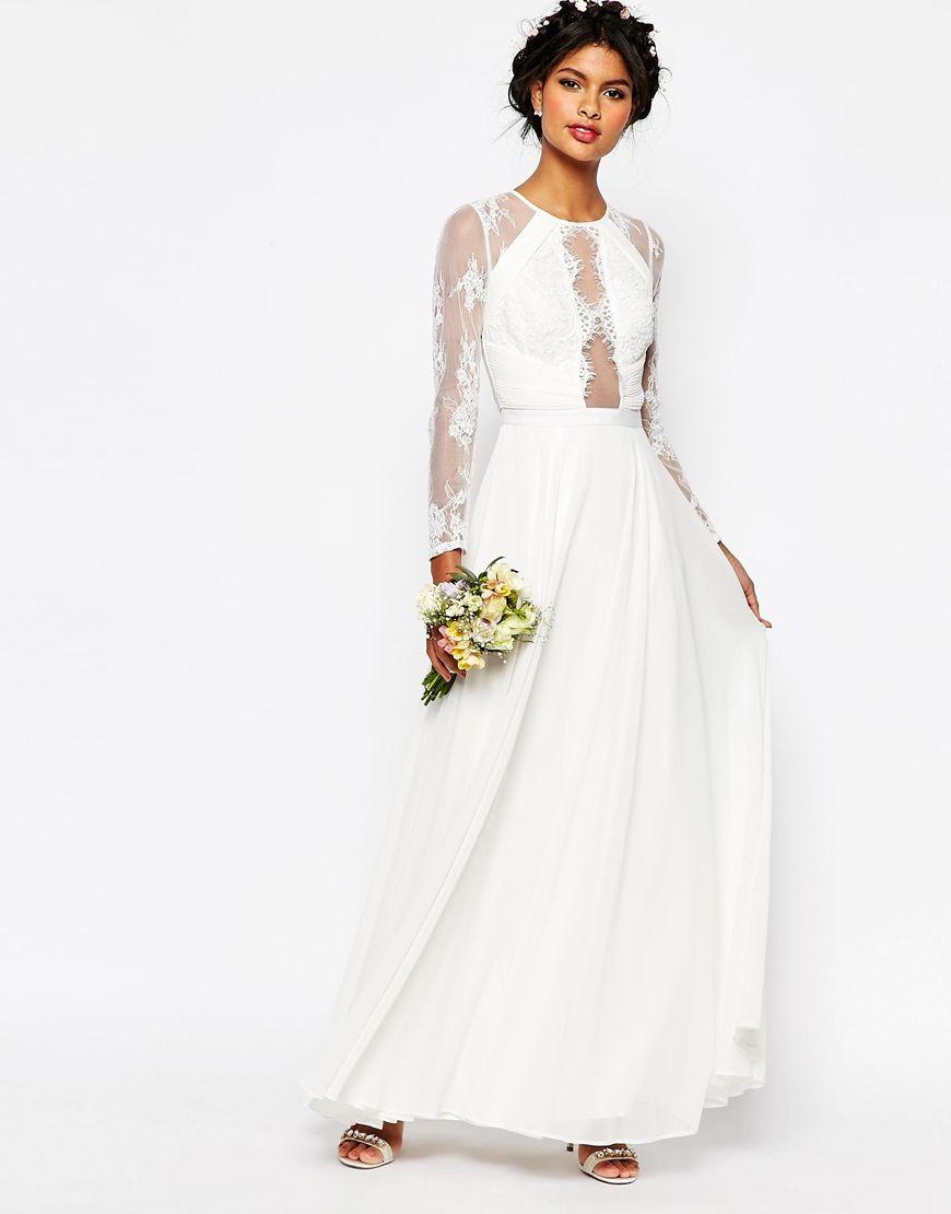 Things We Love Asos Wedding Collection Ball Gown Wedding Dress Modcloth Wedding Dress Online Wedding Dress