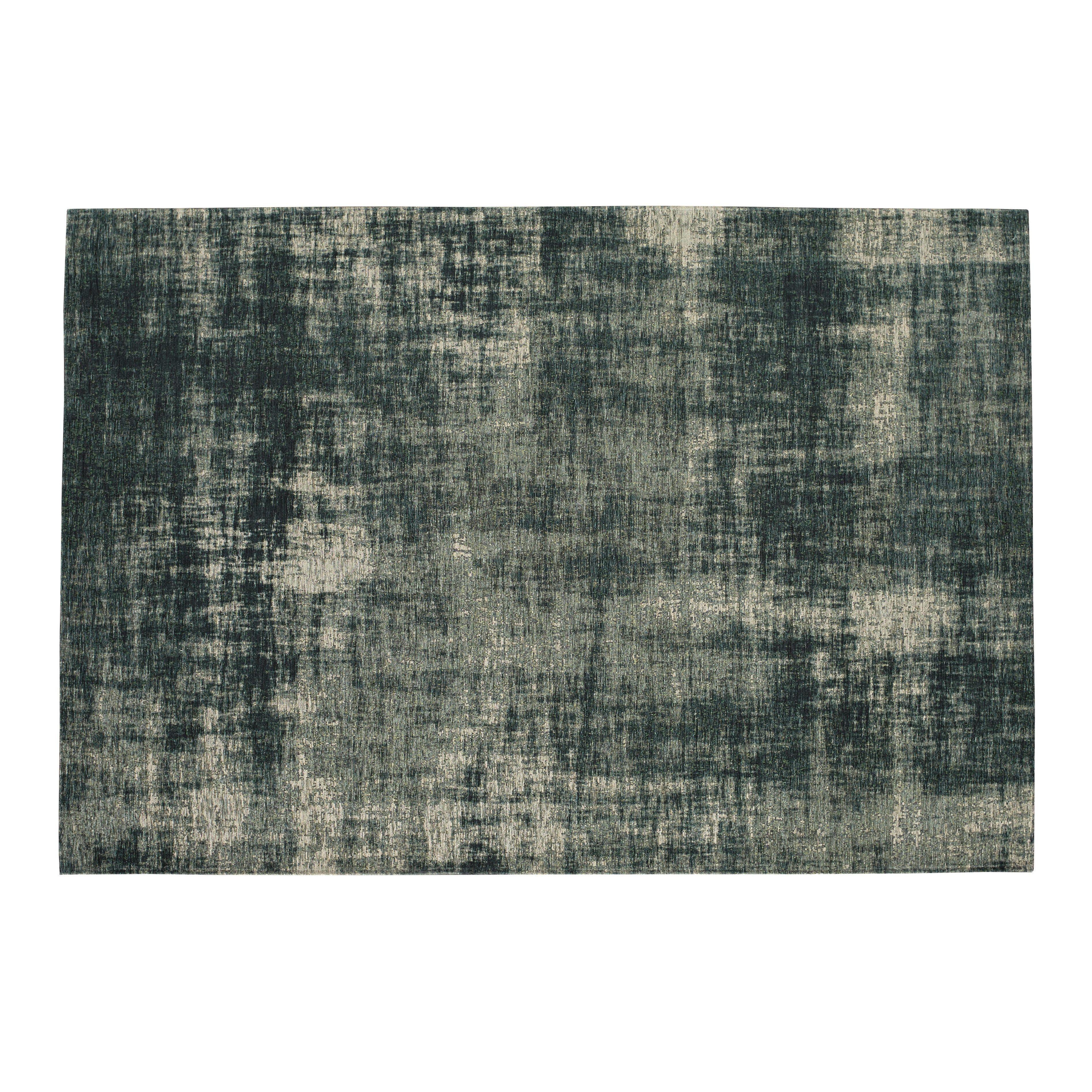 Baumwollteppich blau 140 x 200 cm FEEL AZUR Jetzt bestellen unter ...