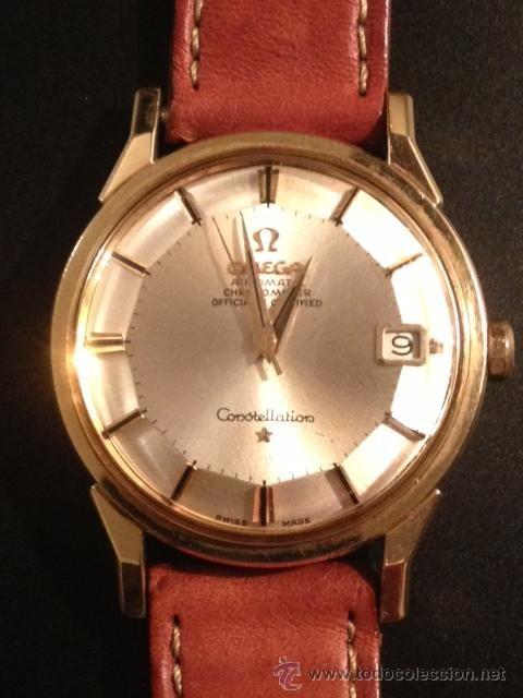ed4c2478140f reloj omega automatico hombre