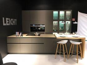 LivingKitchen 2017 Messestand LEICHT Küchen AG Le Colours