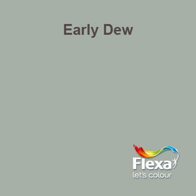 Flexa Creations kleur: Early Dew