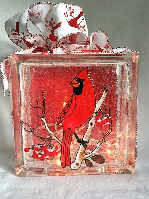 Cardinal Bird Decor Christmas