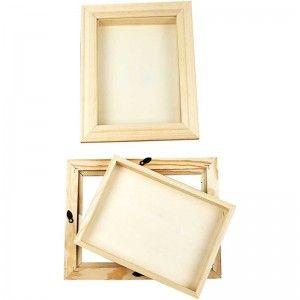 Pine 3-D Shadow Box Wooden Frame 18cm x 24cm x 2.5 cm - 3D  sc 1 st  Pinterest & Pine 3-D Shadow Box Wooden Frame 18cm x 24cm x 2.5 cm - 3D Wooden ... Aboutintivar.Com