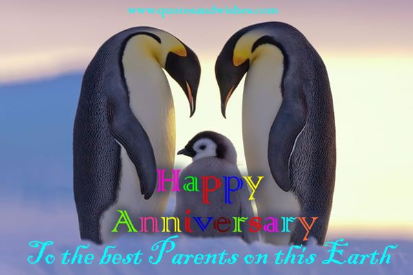 Annipicquote happy anniversary quotes for parents belated