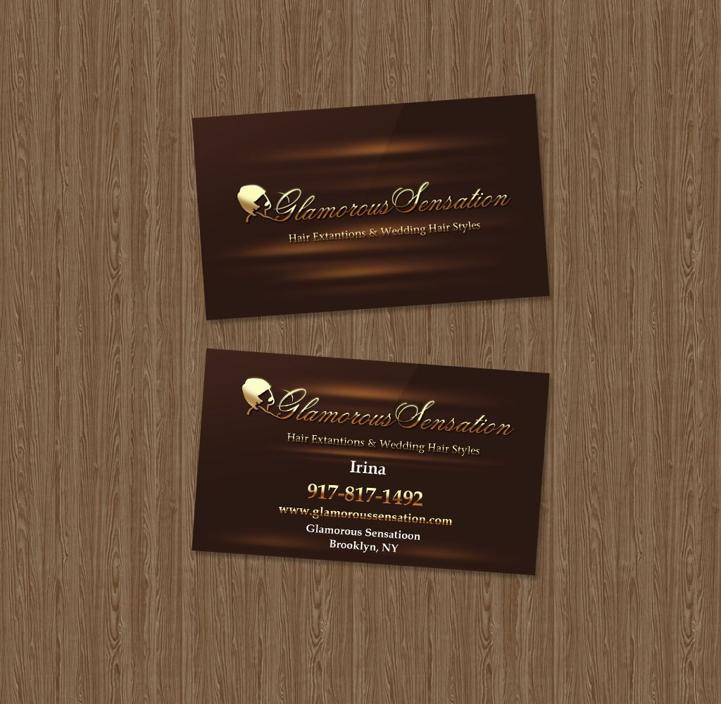 Business Card Sample – Hair Stylist | STUDIO SKY7 - Brooklyn NYC ...
