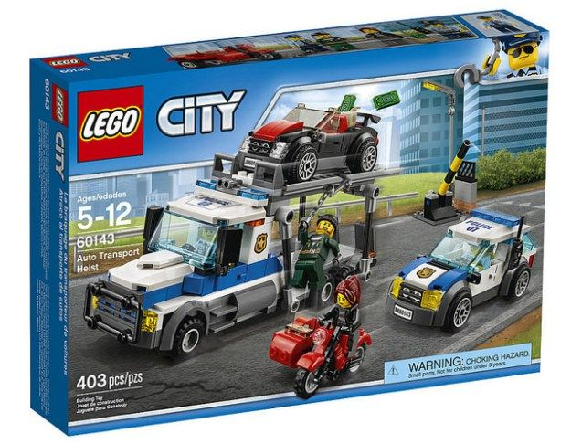 Lego City Sets For 2017 Revealed News The Brothers Brick Lego City Sets Lego City Lego City Police