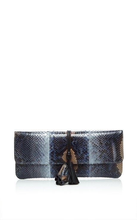 blueberry purse