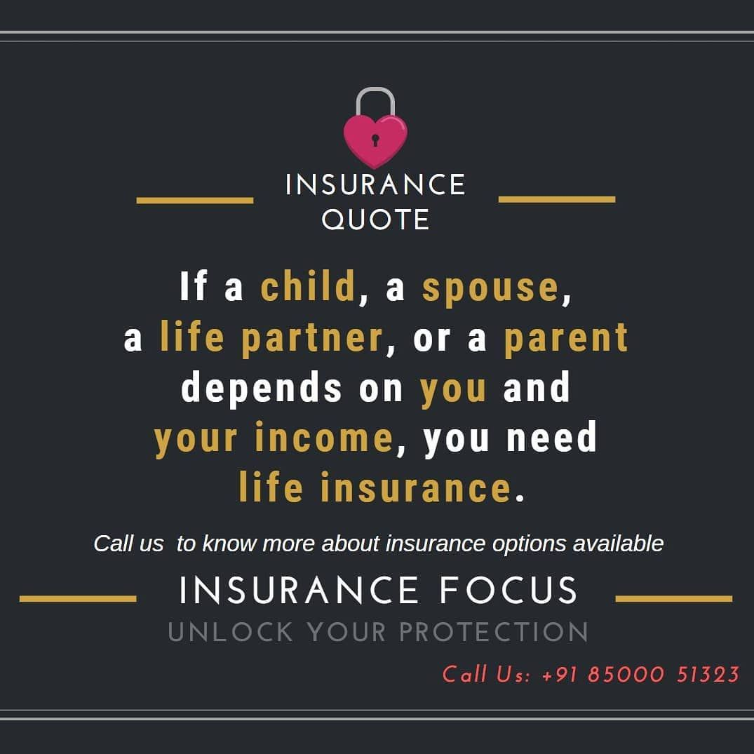 If A Child A Spouse A Life Partner Or A Parent Depends On You