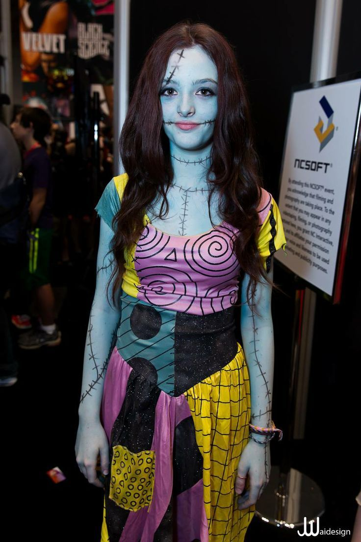 Nightmare Before Christmas Sally Cosplay - Bing Images | Halloween ...