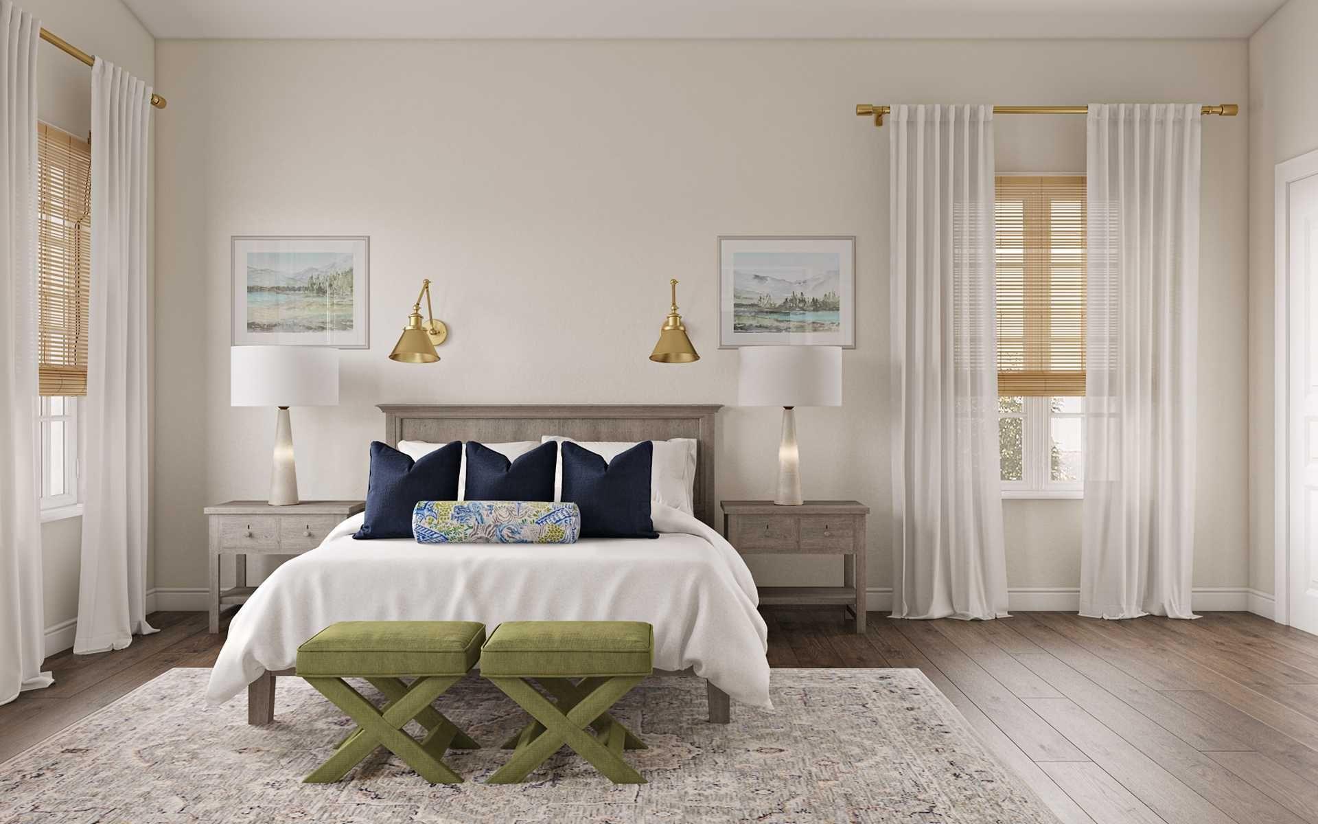 Classic Bedroom Design By Havenly Interior Designer Tracie Bedroom Design Classic Bedroom Design Online Interior Design
