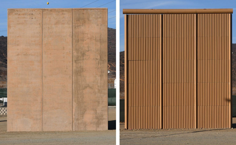 The Astounding Bid To Designate Trump S Border Wall Concepts As Land Art Land Art Art World Art Wallpaper