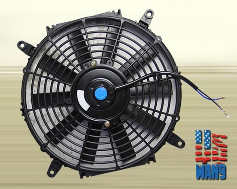 14 Inch Universal Slim Fan Push Pull Electric Radiator Cooling