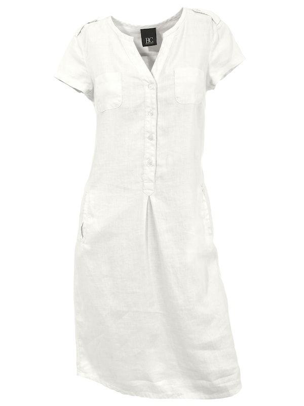 heine Leinenkleid in weiß bei ABOUT YOU bestellen ...