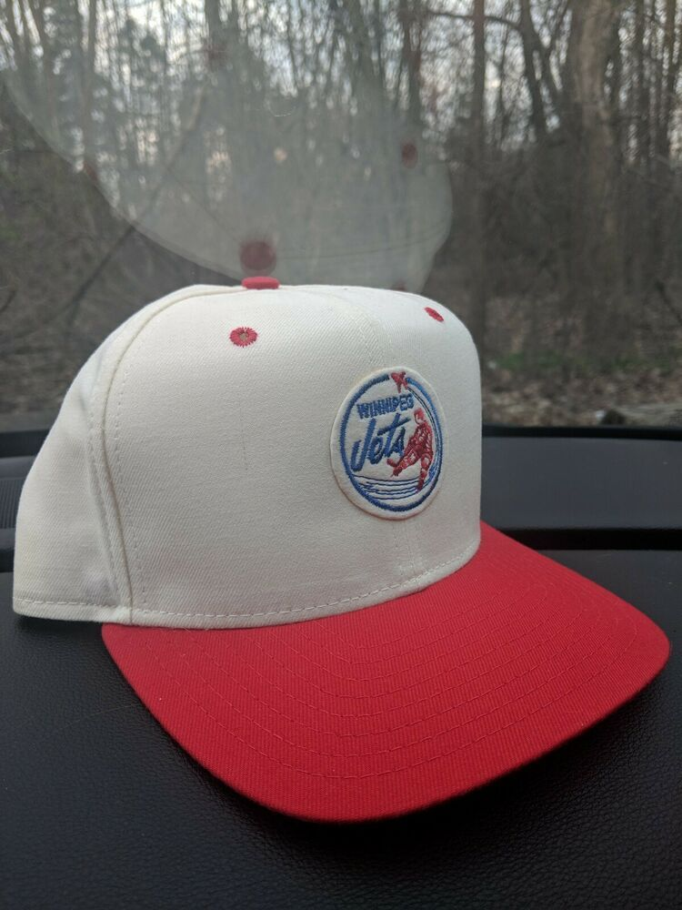 the best attitude 5b53c d18f5 New Winnipeg Jets Mens Adjustable Vintage Hat  fashion  clothing  shoes   accessories