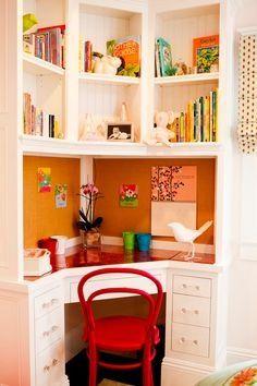 cool corner desk   cool ideas in 2019   Bedroom desk ...