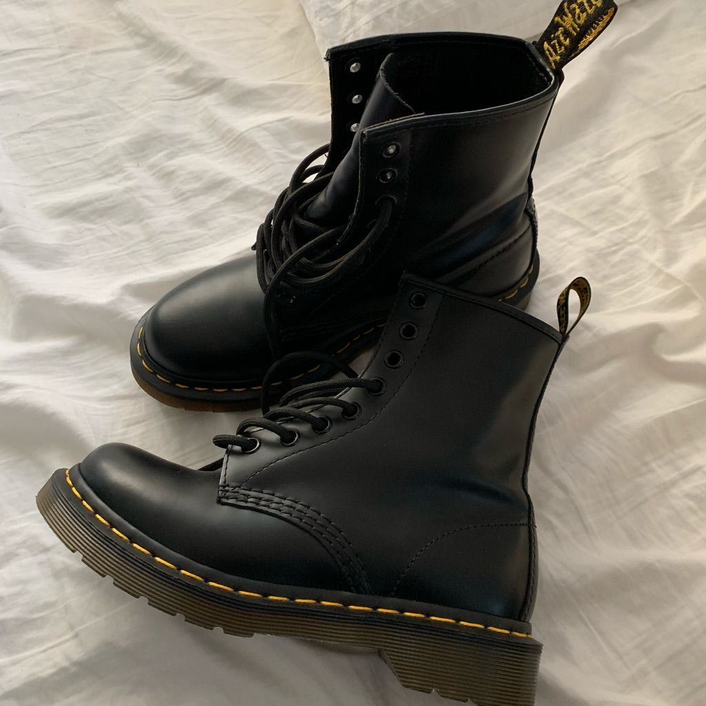 1460 SMOOTH DOC MARTENS | Boots, Doc
