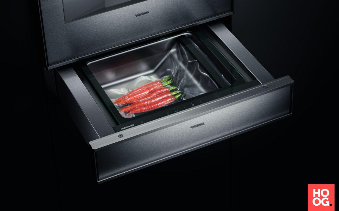 Gaggenau Vacumeerlade Hoog Exclusieve Woon En Tuin Inspiratie Toaster Oven Kitchen Appliances Oven