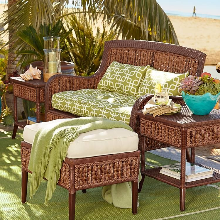 Pier 1 Antigua Bay Collection Outdoor Furniture Outdoor Furniture Sets Furniture