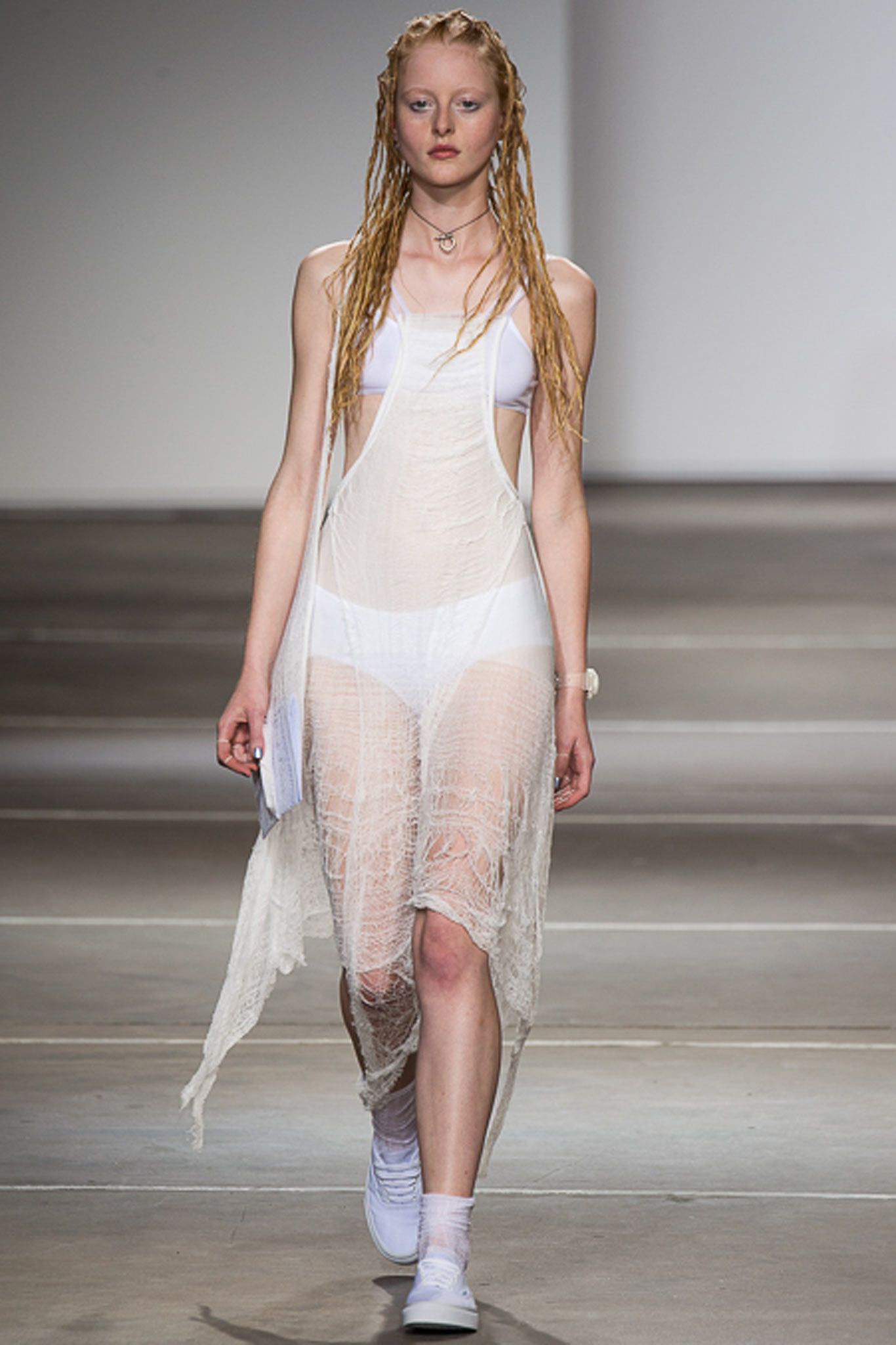 Fashion East Spring 2015 Ready-to-Wear - Collection - Gallery - Style.com