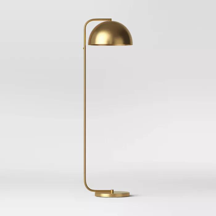 Valencia Floor Lamp Brass Project 62 Target Floor Lamps Cool