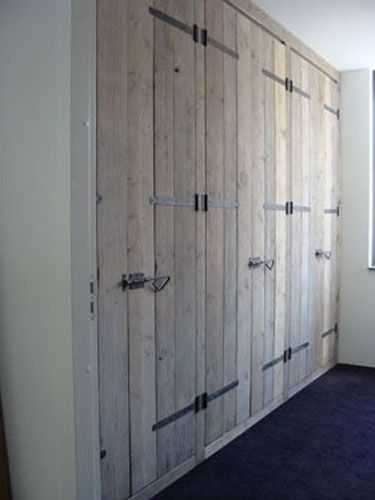 Gave kastenwand slaapkamer | Furniture Design | Pinterest | Bedrooms ...