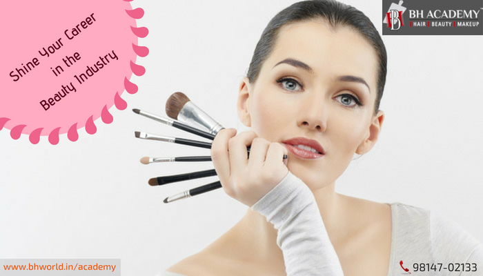 Looking for Beauty Parlour Courses in Patiala  BH Academy is one of