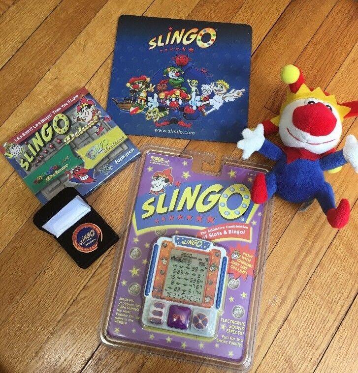 Electronic Bingo Slot Machines