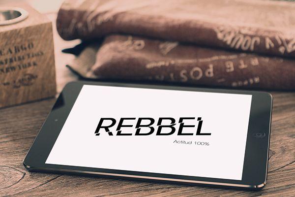 REBBEL | Estudio Gráfico  Ponemos toda nuestra pasión e ideas creativas en nuestros clientes.