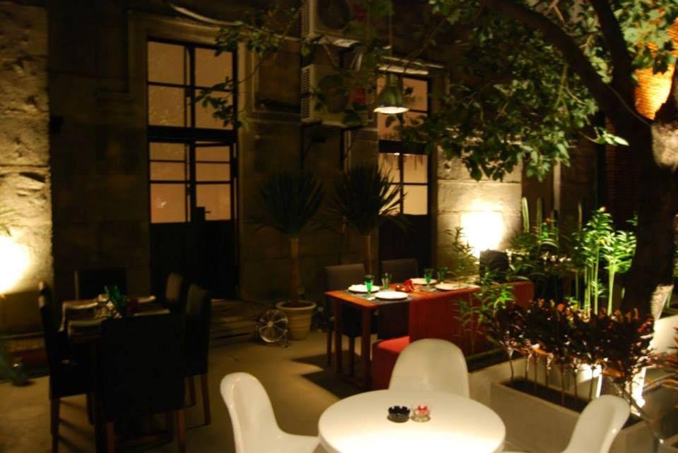 El Cocinero Restaurant Terraza Lounge Decor Restaurant