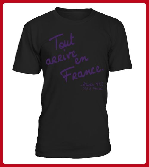 Tout Arrive En France - Hip hop shirts (*Partner-Link)