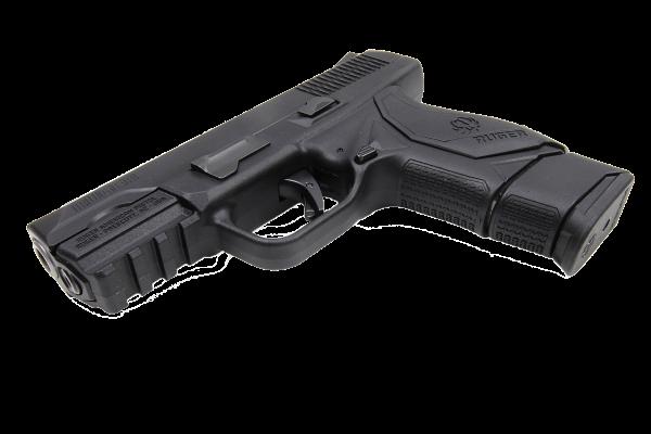 American Handgunner Magazine reviews the Ruger American