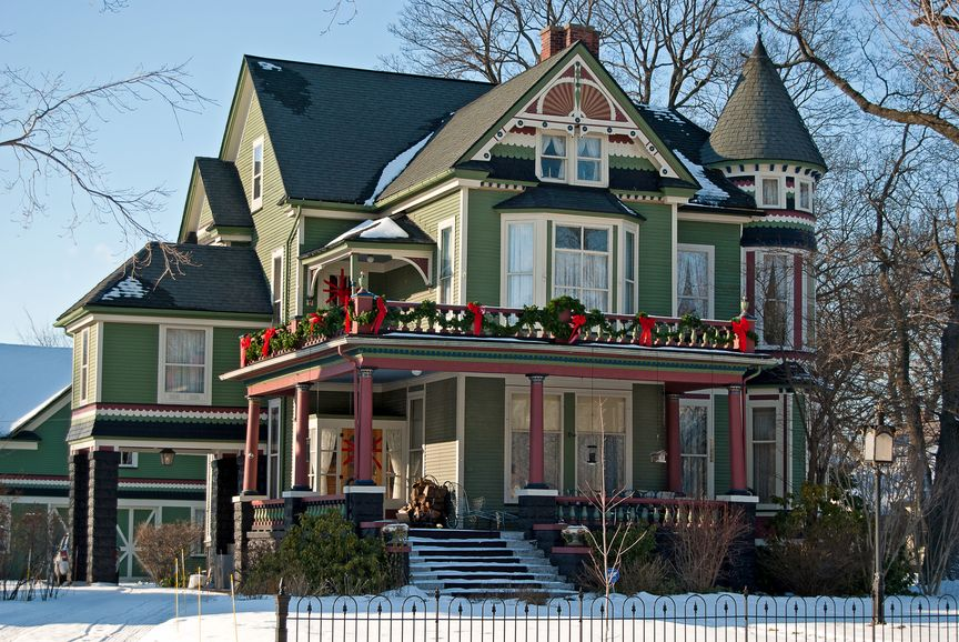 60 Finest Victorian Mansions And House Designs In The World Photos Victorian House Colors Victorian Homes Victorian Style Homes