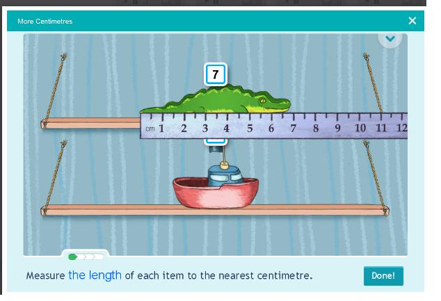 Measurement / Mensuration - Length for standard 3 | Online Math ...