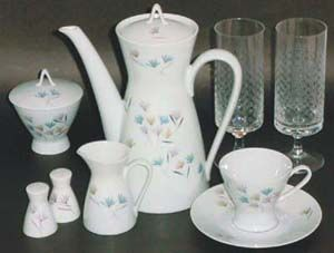 Vintage Dinnerware   Left) Rosenthal\u0027s moderne designs faredwell through the Art Deco . & Vintage Dinnerware   Left) Rosenthal\u0027s moderne designs faredwell ...