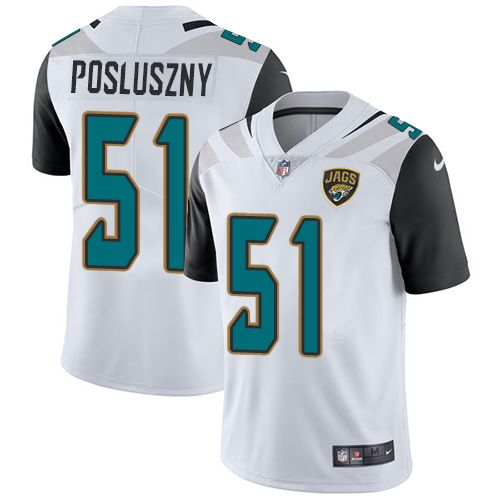 Nike Jaguars Telvin Smith White Men s Stitched NFL Vapor Untouchable  Limited Jersey And Taco Charlton 97 jersey 6d3f26b69