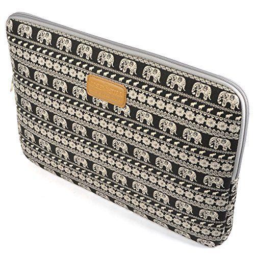 Case Star Bohemian Style Canvas Fabric 13 13 3 Inch Laptop Notebook Ultrabook Sleeve Bag Zipper Case For Apple Macbook Pro Mac Accessories Macbook Ultrabook