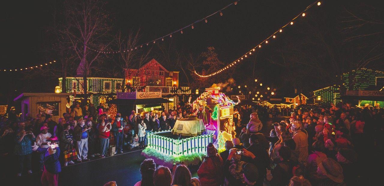Follow America S Christmas Tree City Trail Christmas Tree City Explore Branson