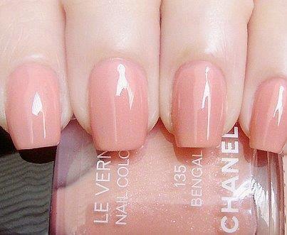 Nails Chanel