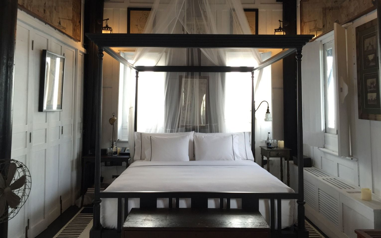 The Siam: The land that houses Bangkok's The Siam has been in the Sukosol family since 1973. And though the property, situated along the Chao Praya River, has a storied history of its own, the most notable aspect of the modern hotel is one of its rooms: Connie's Cottage.