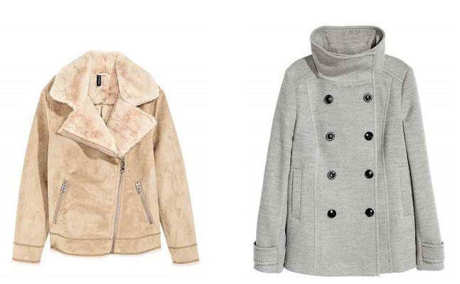 nuovi oggetti marchio famoso classico Cappotti h&m: le proposte low cost alla moda   moda 2016 ...