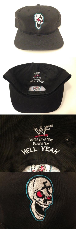 Wrestling 2902  90 S Vintage Stone Cold Steve Austin Hat Wwf Wwe Skull  Deadstock Snapback Cap -  BUY IT NOW ONLY   49.99 on eBay! 87a9428c0ee