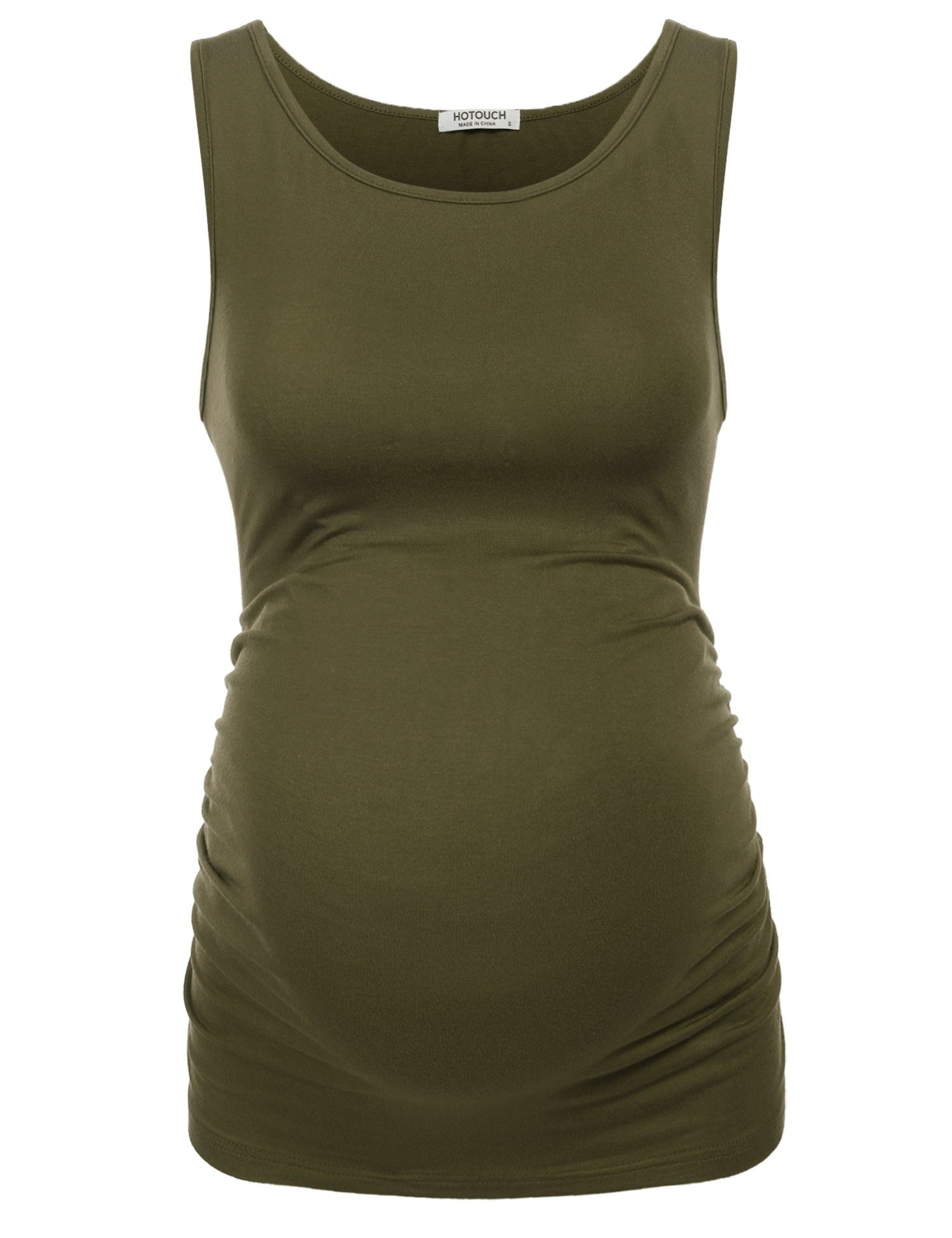 8a95b3d4be81a Women Maternity Clothes - Hotouch Women Cotton Maternity Top Mama Clothes  Maternity Activewear Green S *** To see even more for this product, ...