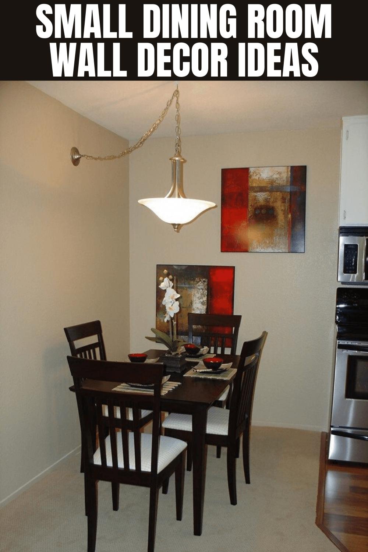 Small Dining Room Wall Decor Ideas Dining Room Small Dining Room Walls Dining Room Wall Decor