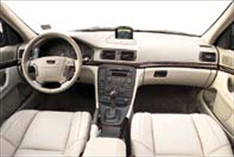 Vehicles For 1999 Volvo S80 Interior 1999 Volvo S80