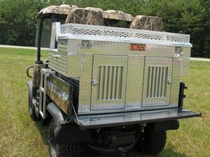 Atv Utv Dog Boxes 00007 Quail Hunting Rigs Pinterest