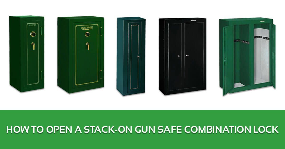Pin On How To Open A Stack On Gun Safe Combination Lock